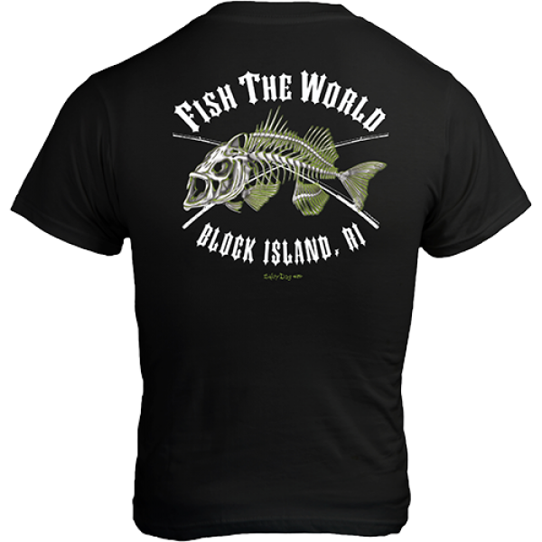 Bass t shirt for Fishing t shirts brands