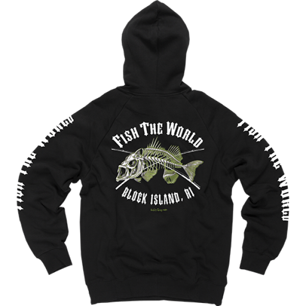 Bass hoodie for Bass fishing hoodies
