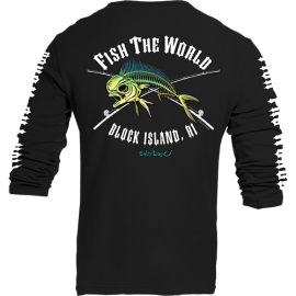 Mahi Mahi Long Sleeve Shirt