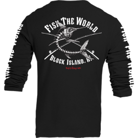 Billfish Long Sleeve Shirt